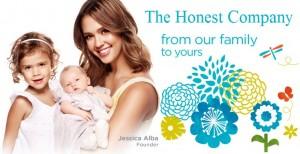 Honest Company Jessica Alba