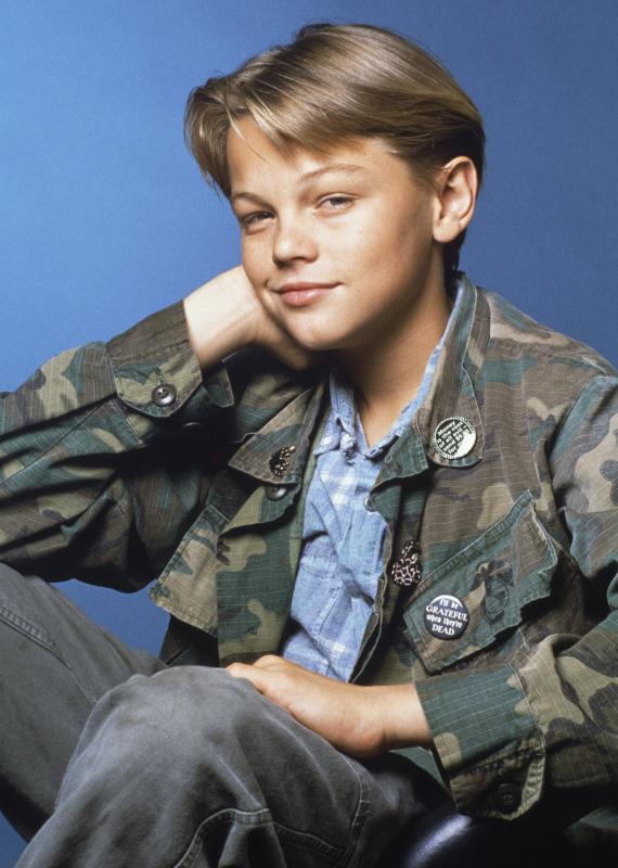 Leonardo DiCaprio piccolo