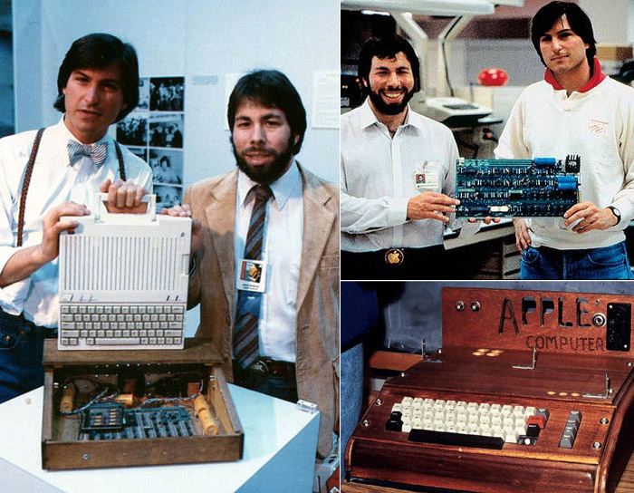 Steve Jobs Steve Wozniak