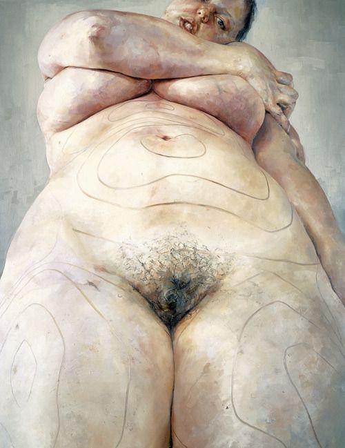 Jenny Saville: l\'arte del corpo umano – SUCCESSO
