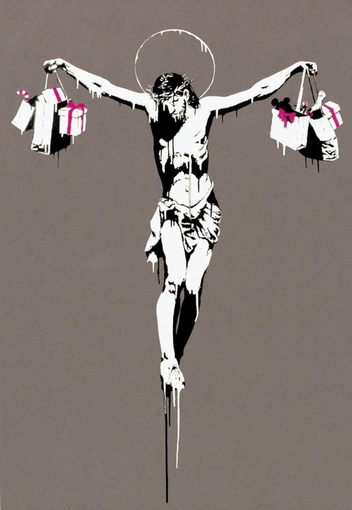 Bansky Cristo