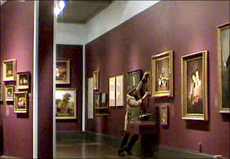 Bansky museo