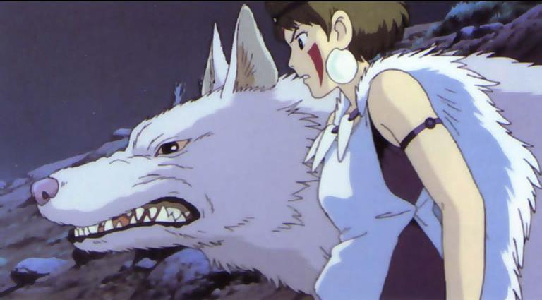 Hayao Miyazaki-Princess Mononoke