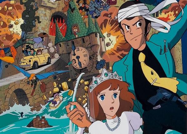 Hayao Miyazaki-Lupin III