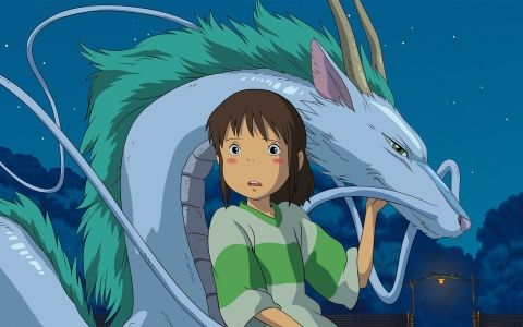 Hayao Miyazaki-La città incantata