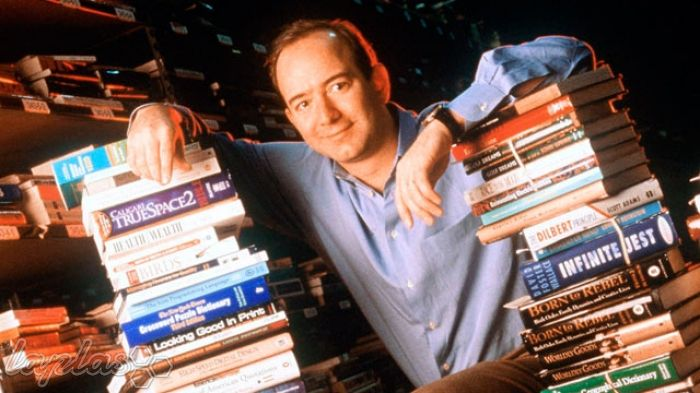 Jeff Bezos Fondatore Di Amazon Successo