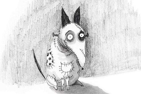 Tim Burton-Frankenweenie