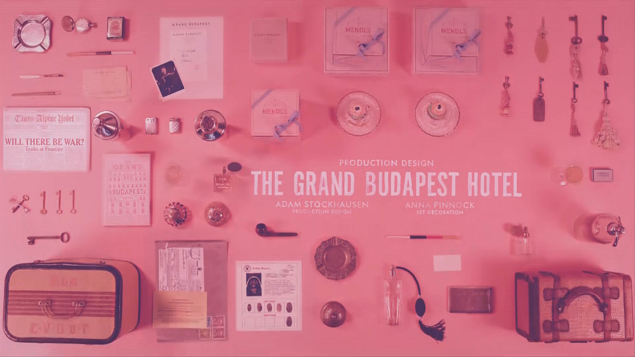 Henry Hobson-The Grand Budapest Hotel