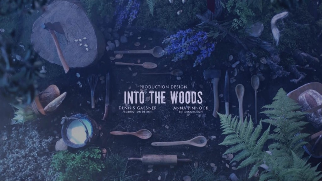 Henry Hobson-Into the Woods