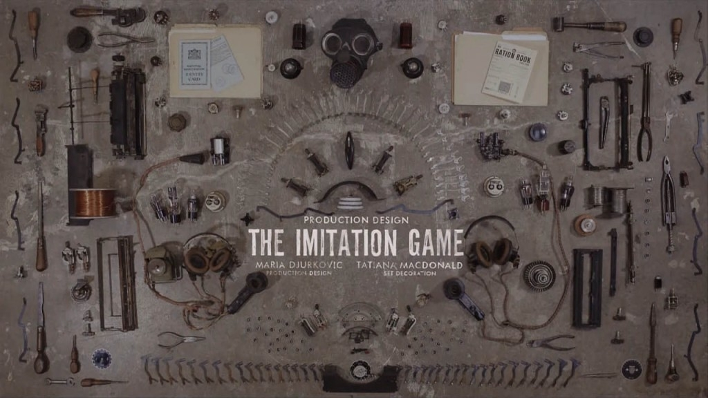 Henry Hobson-The Imitation Game