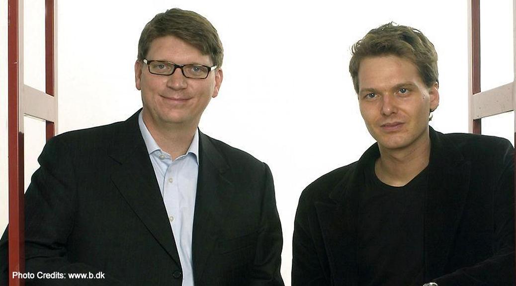 Niklas Zennström e Janus Friis