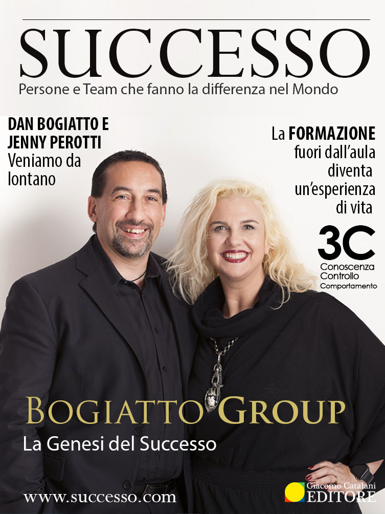 Dan e Jenny Bogiatto