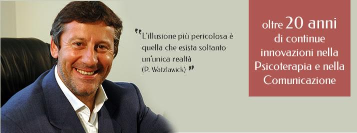 Giorgio Nardone cita il suo Mentore, Paul Watzlawick