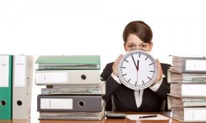 Gestione del tempo per imprenditori