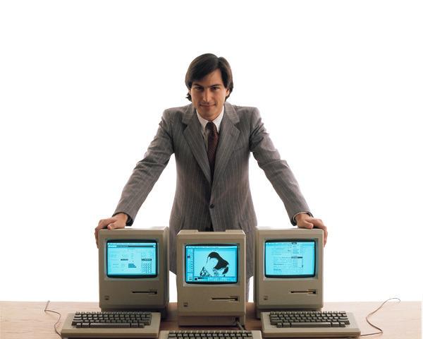 Steve Jobs Venditore