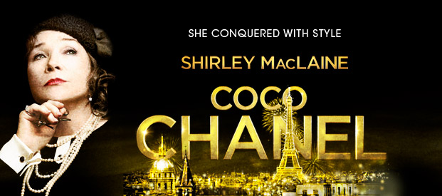 Coco Chanel-Shirley MacLaine