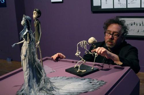 Tim Burton-La sposa cadavere