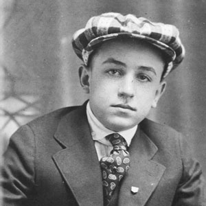 Walt-Disney-giovane