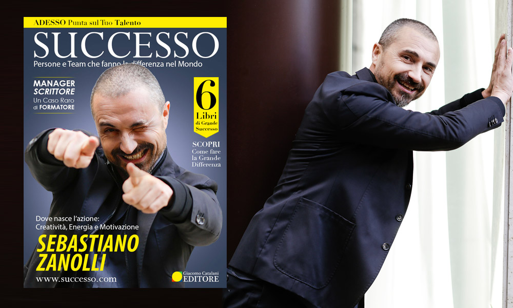 Cover dell'Articolo su Successo.com di Sebastiano Zanolliov